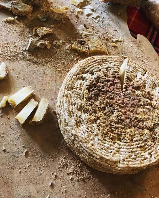 Brezhani chestnut - Cosmos Restaurant- Oneness